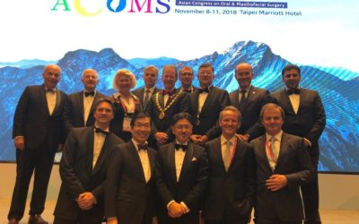 13th ACOMS Taipei 2018