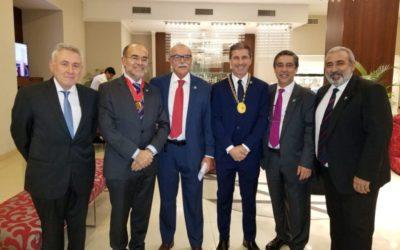 El Dr. Acero nombrado Profesor Honorario de la Universidad Nacional del Nordeste